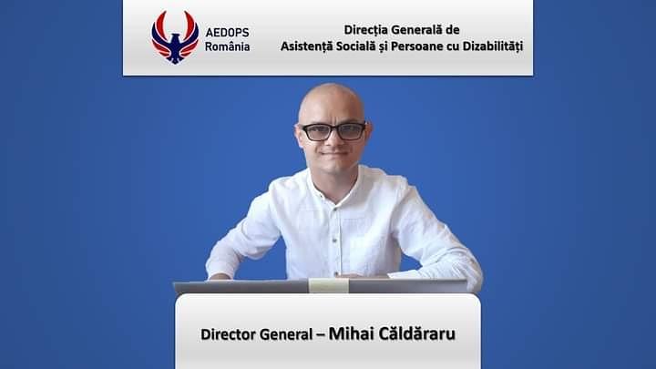 Mesajul domnului Director General Mihai Căldăraru, cu prilejul Zilei Profesionale a Lucrătorilor din Învățământ