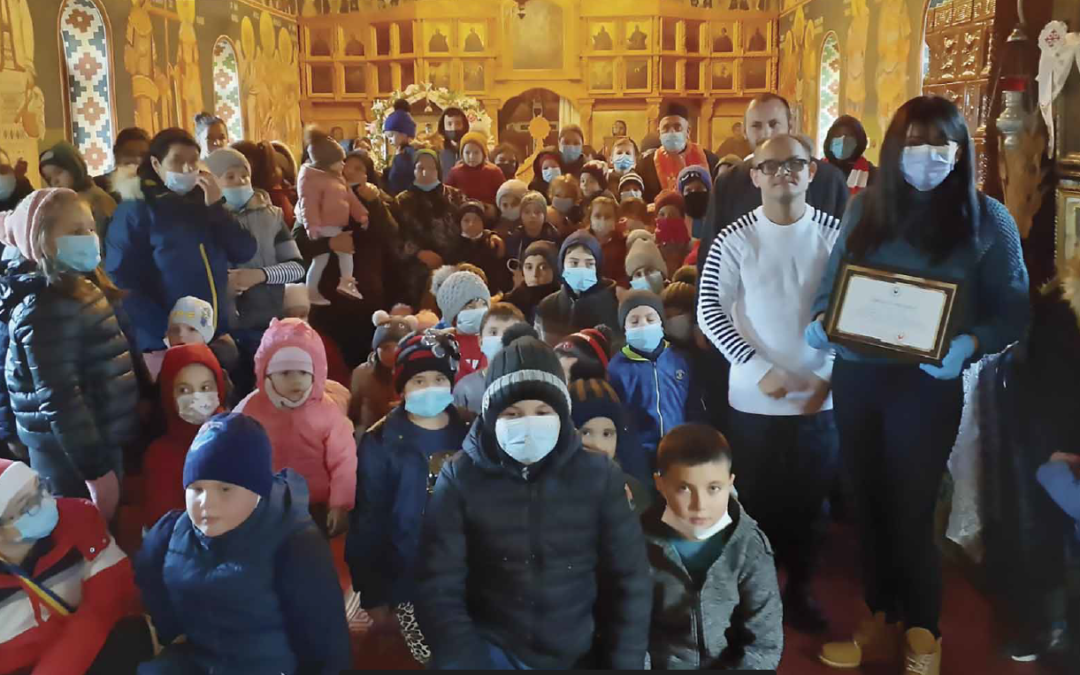 """Jurnalistul Mihai Căldăraru lansează Campania Umanitară """"Astăzi Tu Dăruiești!"""""""