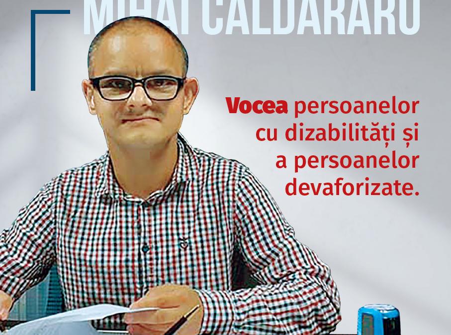 Prezentare Mihai Căldăraru -Revistă PDF